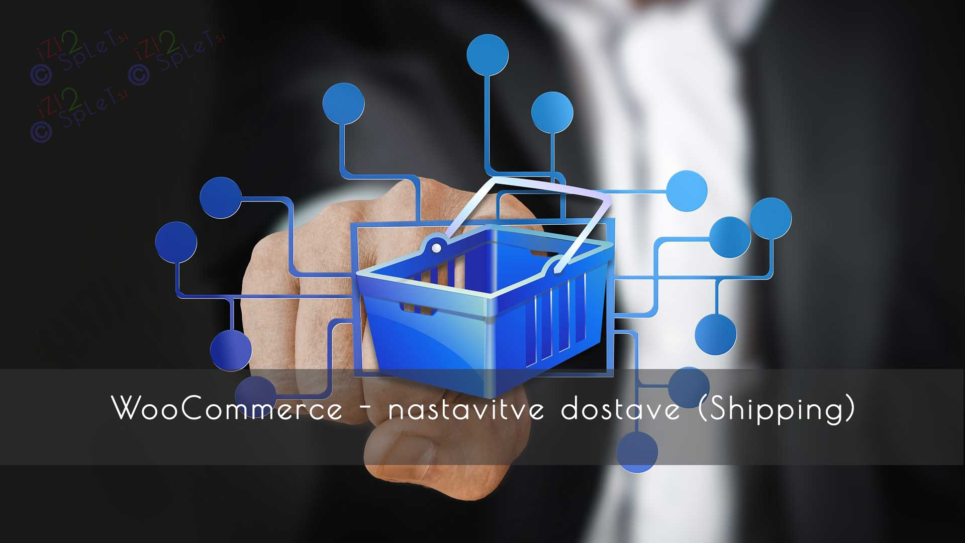 WooCommerce - nastavitve dostave (Shipping)